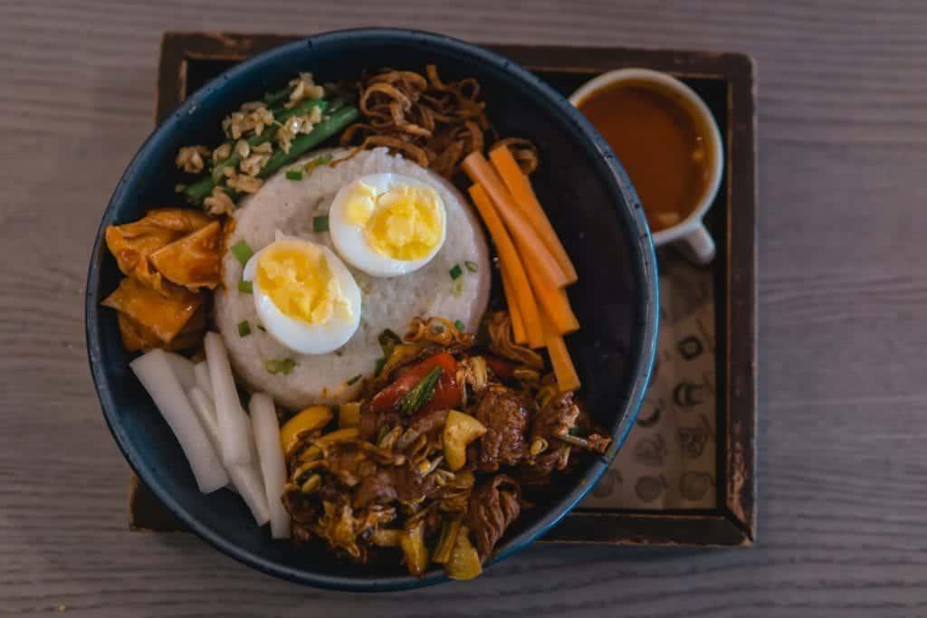 Bowl of Bibimbap