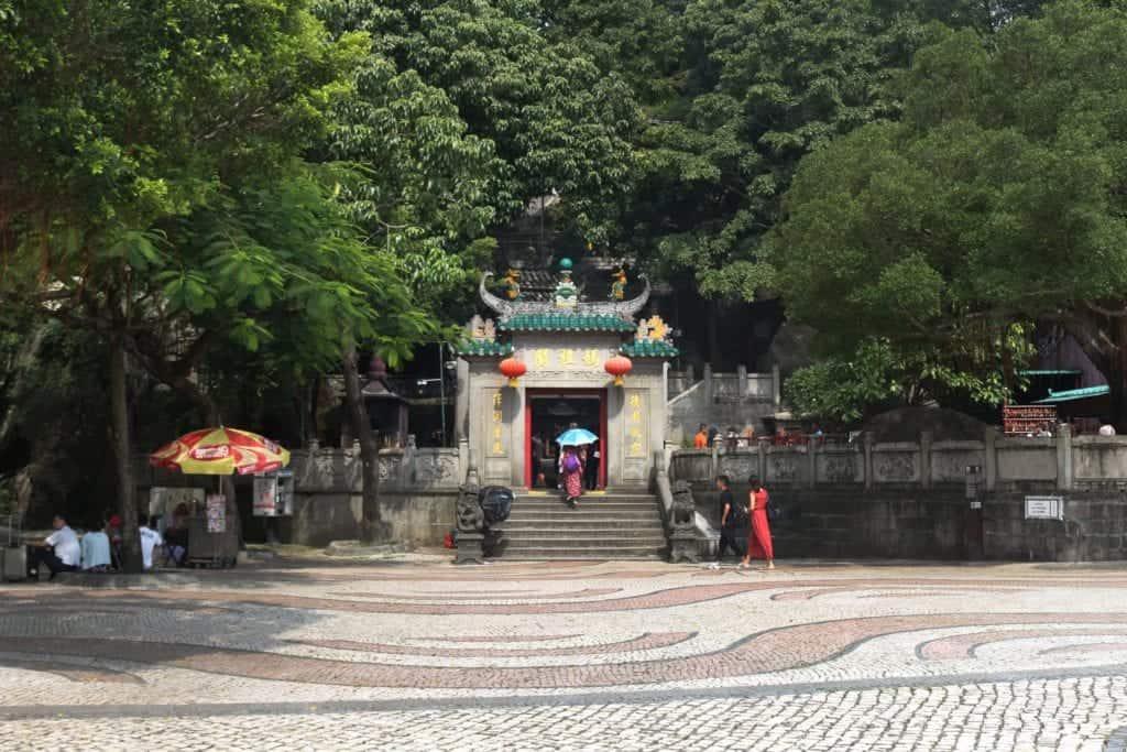 a-ma macau temple