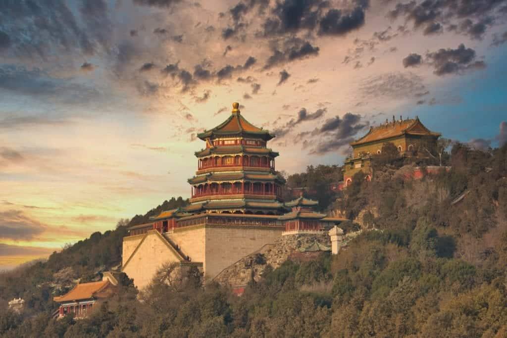 Summer palace beijing.