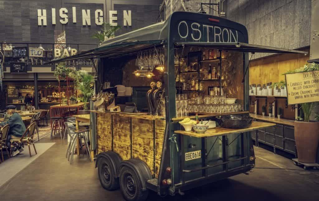 Collection of images for Kooperativet in Gothenburg.